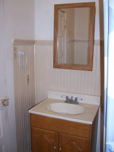 guest bathroom vanity for manufactured homes