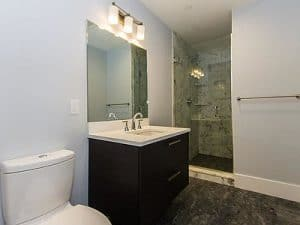 wall mounted manufactured home bathroom vanity