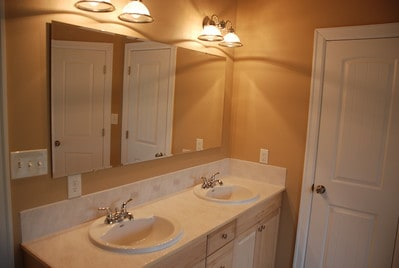 vanity choices for manufactured homes