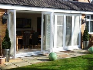 folding patio doors for manufactured homes
