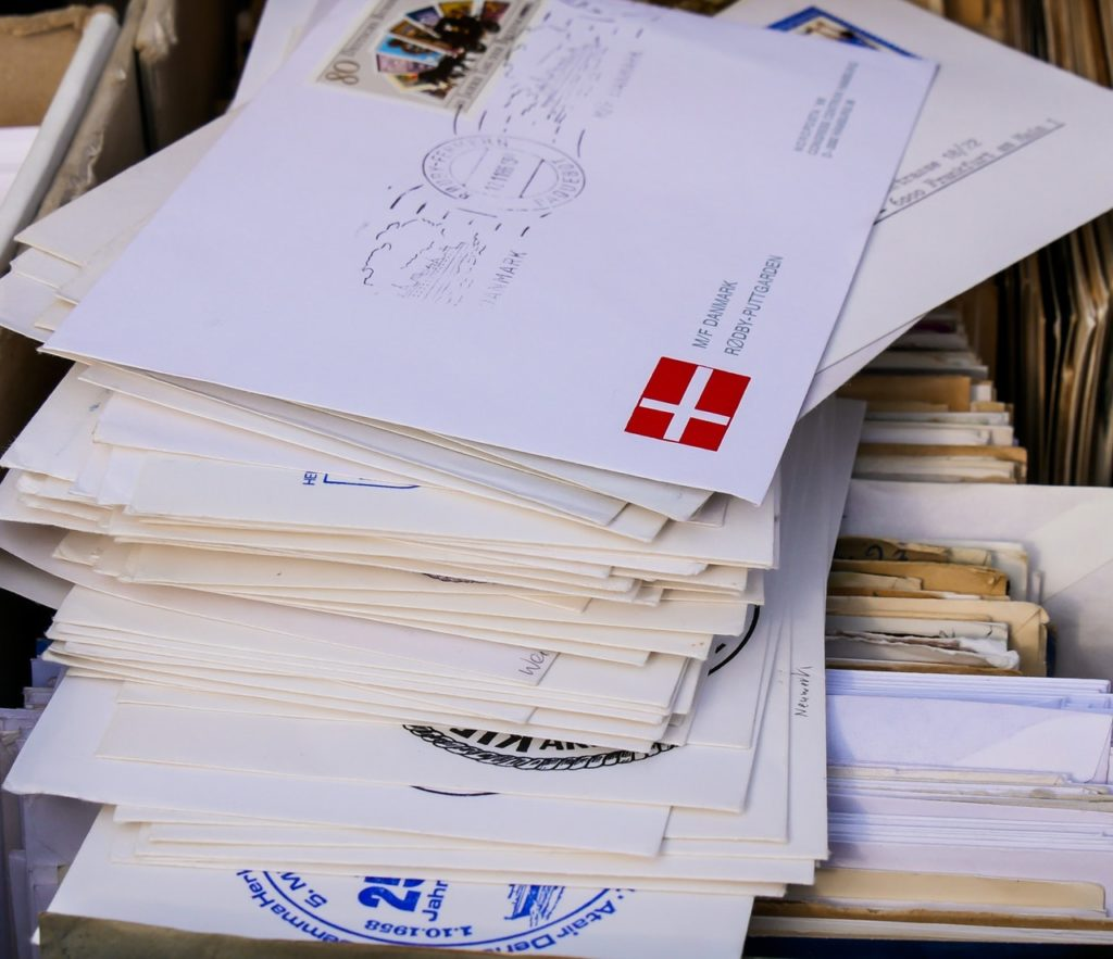 Entry Door Mail Slots