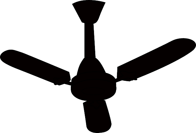 Outdoor Deck Cooling Fans